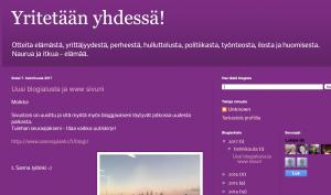 blogger sanna jylänki